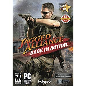 Cooming Soon : Jagged Alliance: Back in Action