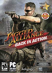 Jagged Alliance: Back in Action - PC