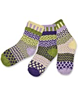 Solmate Socks - Mismatched Kids socks; A pair with a spare