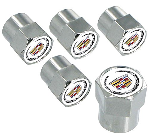cadillac-logo-chrome-valve-cap-covers