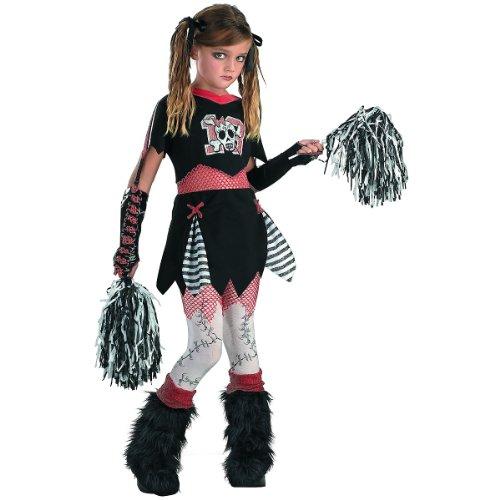 Cheerless-Leader-Costume-Medium