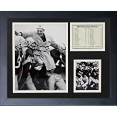 Legends Never Die 1961 Green Bay Packers Framed Photo Collage, 11x14-Inch by Legends Never Die