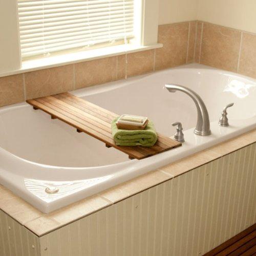 Why Should You Buy Plantation Teak BathTub Shelf/Seat