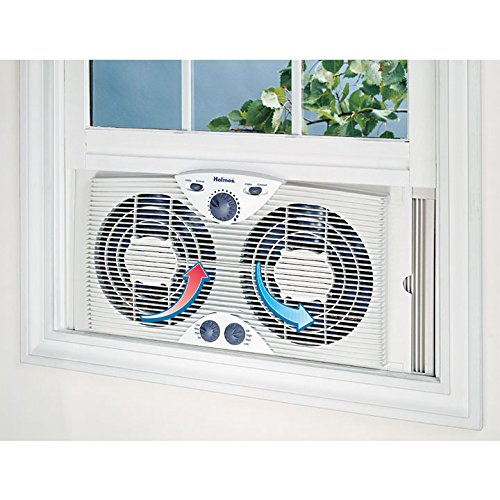 During a heat wave, run the window fan to blow out hot air during the day and pull Find the Best Window Fan· From the Fan Experts.· View Pros & Cons· Save Up To 70%Brands: Air King, Bionaire, Holmes, Comfort Zone.