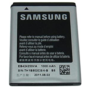 SamSUNG OEM EB424255VA BATTERY SMILEY : ) T359 FLIGHT II A927 SGH-A927