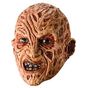 Rubies Costume Nightmare on Elm Street Child's Freddy Vinyl Mask