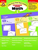 Take It to Your Seat Common Core Math Centers, Grade 4 (Take It to Your Seat Math Centers)