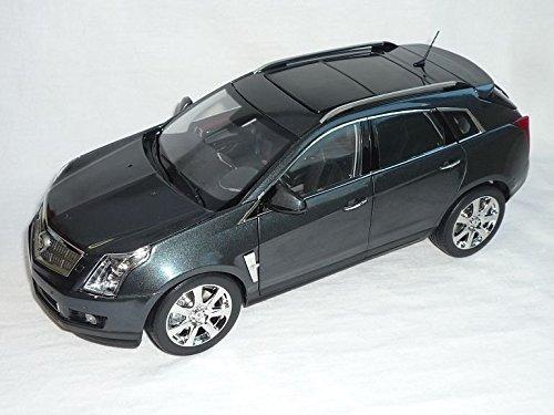 cadillac-srx-crossover-grau-2010-1-18-kyosho-modellauto-modell-auto