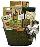 Delight Expressions® Thinking of You Gourmet Food Gift Basket (Small) - A Holiday Gift Idea - Birthday or Get Well Gift
