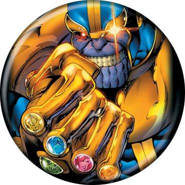 Marvel(マーベル) Thanos(サノス) 缶バッジ 【並行輸入品】