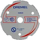 Dremel S500 Disque bois/plâtre pour DSM200 77 mm