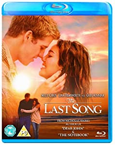 The Last Song [Blu-ray] [Import anglais]