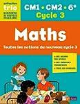 Maths CM1 CM2 6e Trio - Nouveau progr...
