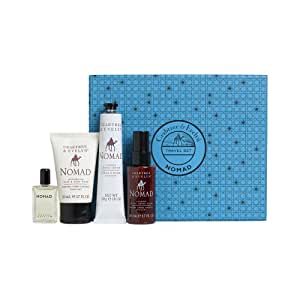 Crabtree and Evelyn Nomad Sampler set