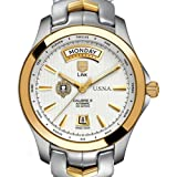 TAG HEUER watch:US Naval Academy TAG Heuer Watch - Men's Link with Two-Tone Dial at M.LaHart