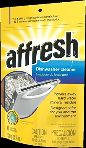 Whirlpool W10282479 Affresh Dishwasher Cleaner (30) (Whirlpool Stove Top Cleaner compare prices)