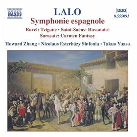 Symphonie espagnole, Op. 21: II. Scherzando