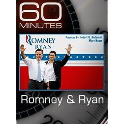 60 Minutes - Romney & Ryan