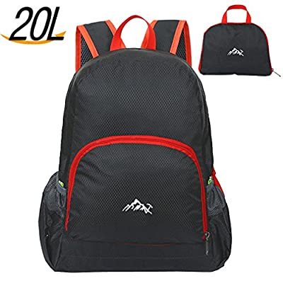 20L/40L/60L Multipurpose Daypacks Lightweight Packable Backpack Hiking Daypack, Handy Foldable Camping Travel Backpack Casual Bags