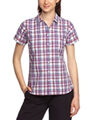 Haglöfs Kili Q Women's Check Shirt Short Sleeve