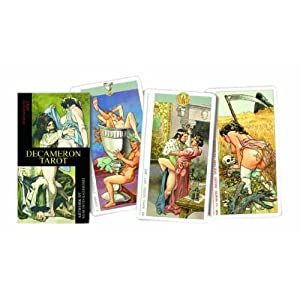 buy decameron tarot book online at low prices in india