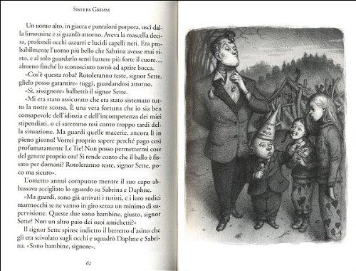 Libro detectives da favola di michael buckley for Piani di libri da favola