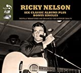 Ricky Nelson 6 Classic Albums Plus Box set, Import Edition by Ricky Nelson (2012) Audio CD