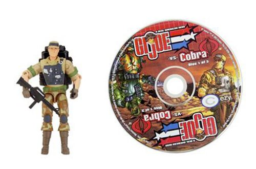 G.I. Joe vs. Cobra Recondo with Mission Disk 1