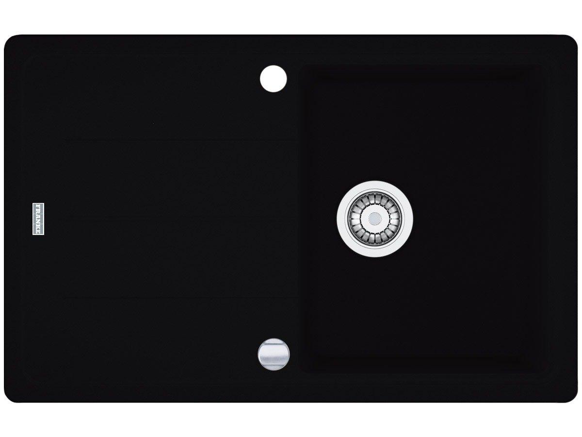 Franke Basis BFG 611 Onyx Granitspüle Schwarz Spülbecken Küchenspüle Spültisch  BaumarktKundenbewertung und Beschreibung