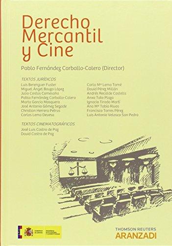 Derecho mercantil y cine (Monografía)