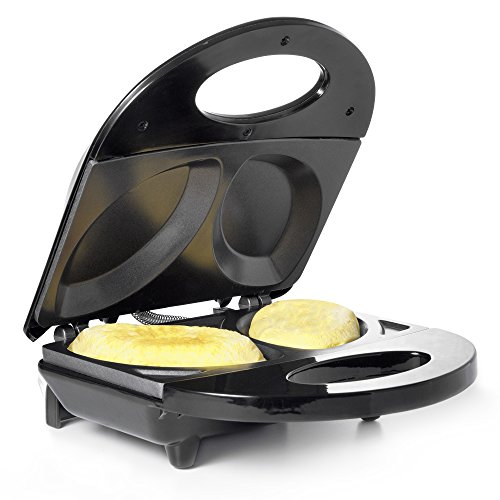 Holstein Housewares HF-09010B Fun Omelet Maker - Black