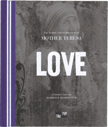 Love: The Words and Inspiration of Mother Teresa $2.89Product