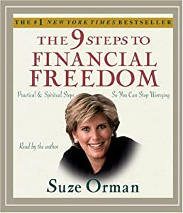 "Cover of ""The 9 Steps to Financial Freedo..."