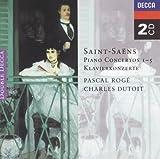 Saint-Sa�ns: Piano Concertos Nos. 1-5 (2 CDs)