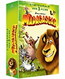 Trilogie Madagascar 1 à 3 - Coffret 3 DVD