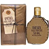Diesel Fuel For Life by Diesel For Men. Eau De Toilette Spray 1.7-Ounces