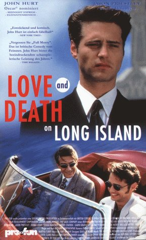 Love and Death on Long Island [VHS]