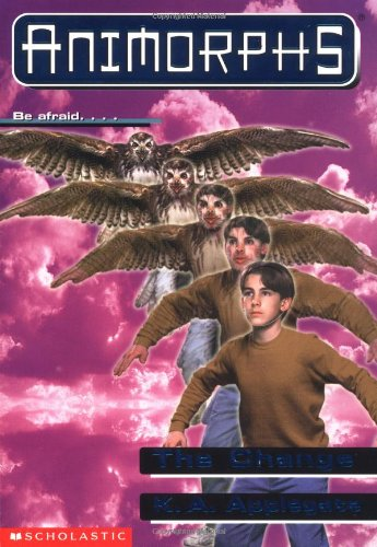 The Change (Animorphs #13)