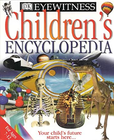 Eyewitness Children's Encyclopedia