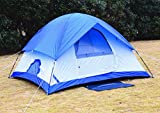Search : Busen Mountain Waterproof Tent Dome Outdoor Camping Instant Tents for Camping 4 Person Blue