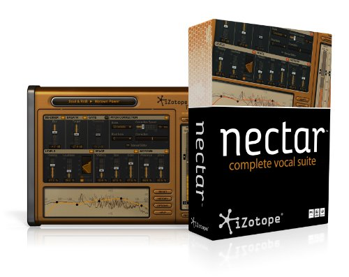 iZotope, Inc. Nectar Audio Plug-in