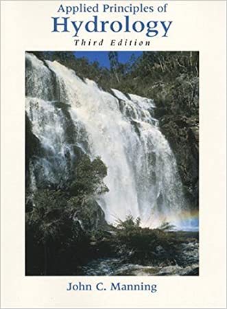 Applied Principles of Hydrology (3rd Edition)