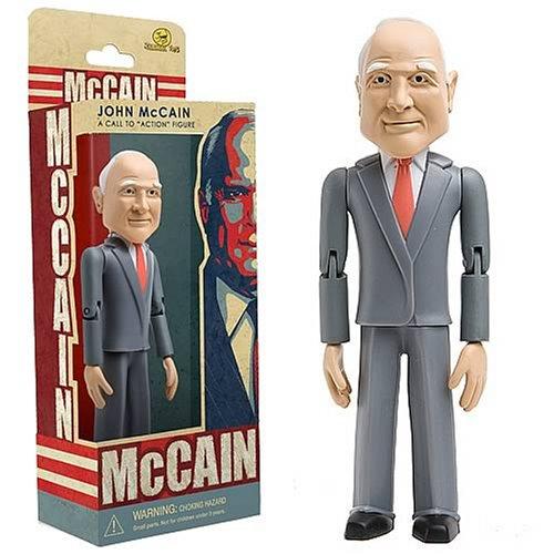 John McCain Action Figure