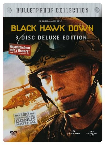 Black Hawk Down (Bulletproof Collection, 3 DVDs im Steelbook)