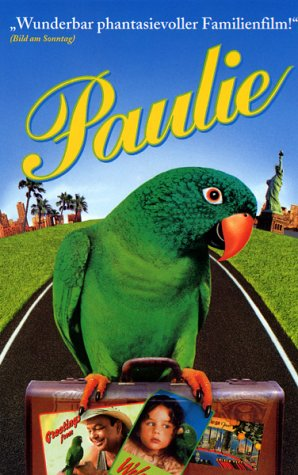 Paulie - Ein Plappermaul macht seinen Weg [VHS]