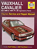 Steve Rendle Vauxhall Cavalier ('88 to October '95) Petrol Service and Repair Manual (Haynes Service and Repair Manuals)
