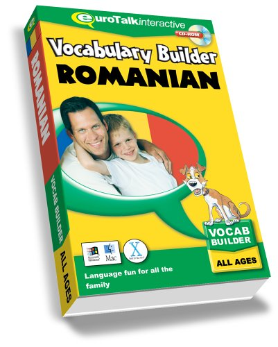 Vocabulary Builder - Learn  Romanian - For Children 4 & Up