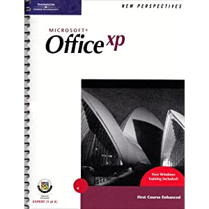 New Perspectives on Microsoft Office XP, First Course, Enhanced Ann Shaffer, Patrick Carey and Kathy T. Finnegan