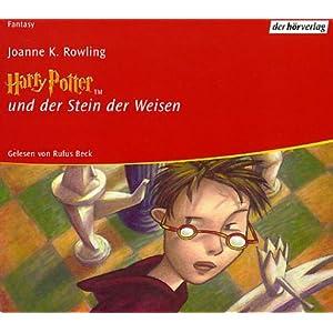 eBook Cover für  Harry Potter und der Stein der Weisen Bd 1 9 Audio CDs