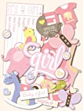 KandCompany Baby Girl Diecuts, Crafts Direct
